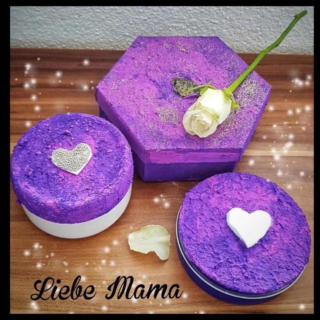 Muttertagsgeschenk basteln Grundschule