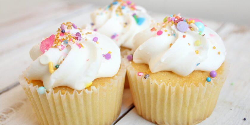 Backen mit Kindern einfaches Muffinsrezept