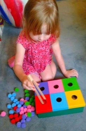 Kleinkinder Spielideen